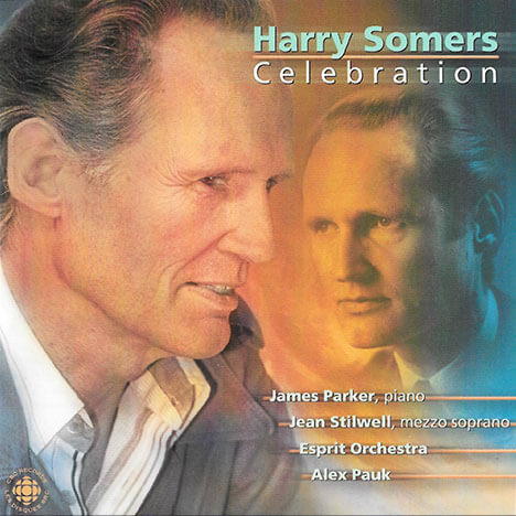 Harry Somers Celebration Cover