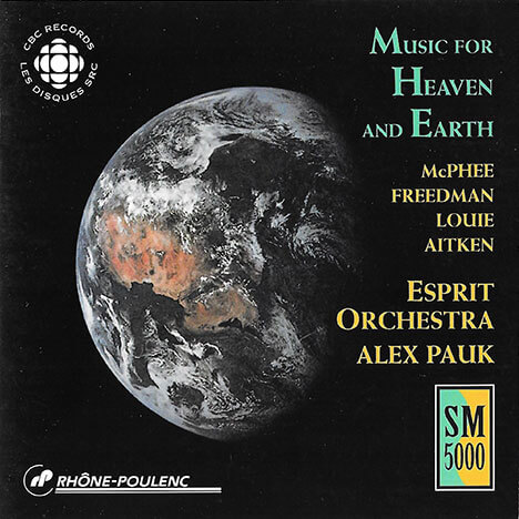 Music for Heaven and Earth Cover